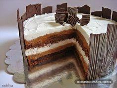TORTA SA PLAZMOM KOJOJ NEĆETE MOĆI ODOLJETI NI NAKON 2 KOMADA! | Torte i kolacici