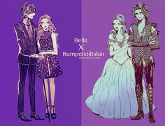 http://duckhymn.tumblr.com/post/43974656723/woke-up-and-feel-bad-for-not-having-a-storybrooke  Rumbelle