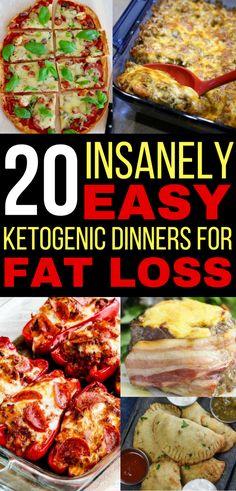 Ketogenic Dinner Recipes, Ketogenic Diet Recipes