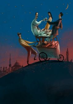 The Guide Istanbul Covers on Behance