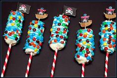 Hugs & CookiesXOXO: PIRATE POPS