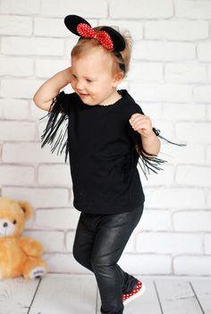 Bluzka z frędzelkami MIKI #kids #dzieci #child #kidsfashion #kidzfashion #fashionkids #moda #modadziecięca #cute #cutest_kids #cute #baby #babiesfashion #stylishchild #kokilok