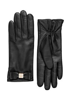 leather color block bow gloves   black   at kate spade new york, we believe that accessories should be embellishments, not afterthoughts. these colorblocked lambskin gloves fit the bill because don't just keep you warm; they'll also add a ladylike flourish to your ensemble.