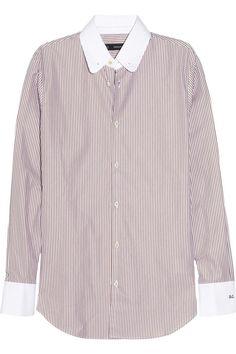 DSquared2 Striped cotton shirt