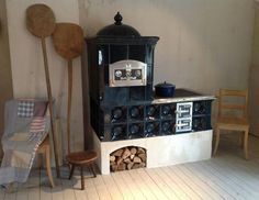 Grill Oven, Bbq Grill, Old Stove, Vintage Stoves, Barbecue Area, Outdoor Oven, Cooking Stove, Wood Fired Oven, Kitchen Stove