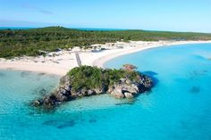 Private Island for Sale at Blue Island Exuma Cays, Bahamas
