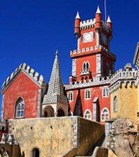 Palácio Nacional da Pena #lisboa #viagem #turismo