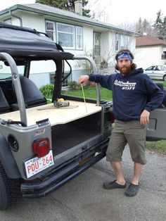 16 best jeep storage images jeeps, cowls, draweri finished my storage box for my tj this weekend and i wanted to share