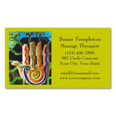 Shop Massage Therapist, Bodywork, Reflexology Business Card created by funnaturephotography. Spa Business Cards, Massage Business, Reflexology Massage, Good Massage, Iyengar Yoga, All You Need Is, Things To Come, How To Get, Card Templates