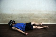 June An addict is forced to wear a helmet to prevent him from hitting the wall with his head at a police-run rehab center for drug addicts in Fuzhou, China. Latest Stories, Pictures Of The Week, Esquire, 21st Century, Drugs, Police, Around The Worlds, Mini Skirts, Helmet