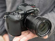 Panasonic Lumix G9: What you need to know