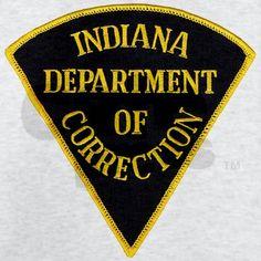 Indiana Correction Ash Grey T-Shirt Light T-Shirt on CafePress.com