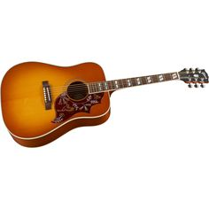 Dream Guitar; Gibson Hummingbird