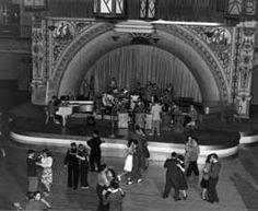 Mission Beach Dance Hall, San Diego circa 1940s