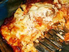 Gluten Free Chickpea Lasgna