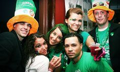 Three-Day St. Patrick\'s Day Party for Two, Four, or Six from Barcrawls.com on March 15–17 (Up to 59% Off)