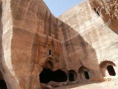 Urandir - Ruínas de Dara em  Mardin na Turquia - Local onde Cristo passou Turkey Travel, Antelope Canyon, Ufo, Photo Galleries, Gallery, Nature, Olive Tree, Places, Christ