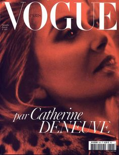 Catherine Deneuve pour le numéro de décembre 2003 / janvier 2004 de Vogue Paris: http://www.vogue.fr/photo/les-couvertures-de/diaporama/le-cinema-en-couverture-de-vogue-paris/7774/image/517049#catherine-deneuve-pour-le-numero-de-decembre-2003-janvier-2004-de-vogue-paris