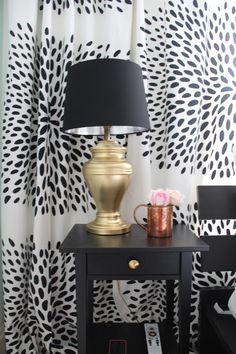 Ikea Tradklove no sew curtains