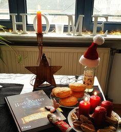 Zum zweiten Advent gibt es die zweite Harry-Potter-Kochsession! Heute habe ich Vanille-Creme-Kekse gebacken und teile dieses Erlebnis mit euch! Bücherwürmer und Schleckermäuler – schaut vorbei :-)