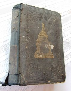 #Antique book Narrative of The United Expedition to the Dead Sea 1849 vintage Israel Book# Very old book idea THis is now for sale on ebay click on the image to take you to the auction listed on 4-2-15