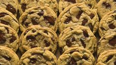 "From ""Sweet Morsels: A History of the Chocolate-Chip Cookie"": ""The beauty of the chocolate-chip cookie—and no small part of its enduring popularity—is its fungibility.... What comes out will still be recognizable as a chocolate-chip cookie and, most likely, it will taste good."""