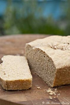 If you're tired of bread with tons of additives, why not try making your own? The Gracious Pantry has a great recipe for Clean-Eating Breakfast Bread made from just flour, olive oil, sea salt and yeast.  Healthy bread?