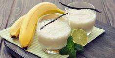 Nutrisystem proporciona una receta súper simple y sabrosa para un batido de vainilla y lima . - Nutrisystem proporciona una receta súper simple y sabrosa para un batido de vainilla y lima. Smoothie Without Yogurt, Coconut Water Smoothie, Smoothie Fruit, Blackberry Smoothie, Healthy Smoothies, Smoothie Recipes, Mint Smoothie, Healthy Snacks, Simple Smoothies