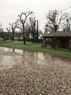Verona, Country Roads, Environment, Die Cutting