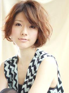 Kawaii Japanese Haircut: Romantic Japanese Haircut ~ hsloft.com Asian Hairstyles Inspiration