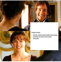 Ideas for quotes love husband funny hilarious Jane Austen, Pride And Prejudice Quotes, Pride And Prejudice 2005, Hate Everyone, Mr Darcy, Husband Humor, Movie Quotes, Funny Quotes, Romance Quotes