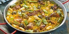 Paëlla Royale la vraie recette Espagnol