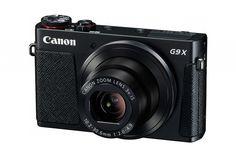 Canon G9 x Digital Camera