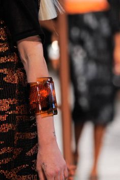 Missoni Spring 2014 Ready-to-Wear Detail