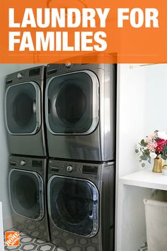 "Receive terrific ideas on ""laundry room stackable washer and dryer"". Receive terrific ideas on ""laundry room stackable washer and dryer"". They are offered for you o Small Laundry Rooms, Laundry Room Organization, Laundry Room Design, Organizing, Lg Washer And Dryer, Stackable Washer And Dryer, Laundry Room Appliances, Laundry Cabinets, Kitchen Cabinets"