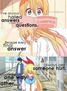 Anime: || • Nisekoi • ||
