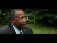 Ben Carson on the power of the mind....and how reading and writing influence us