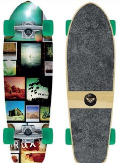 Roxy Remember me Longboard