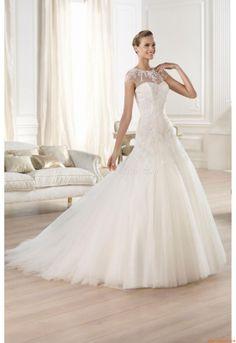 Vestidos de noiva Pronovias Ocal 2014
