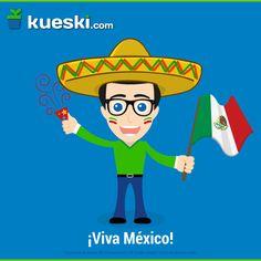 ¡Viva México! #DíaDeLaIndependencia