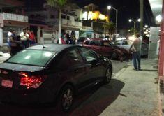 Chocan al Síndico Municipal en transitada avenida de Progreso
