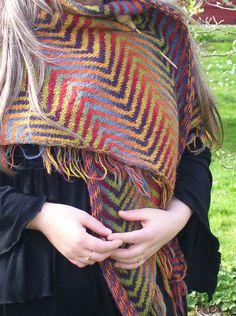 Free Pattern: Anni's Schal