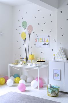 Happy Balloons Party