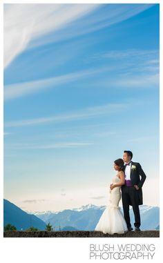 Epic Vancouver Wedding Portrait Shoot Kelly Leo