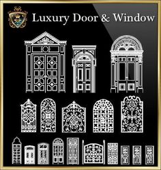 Luxury Design Parts Ornamental Parts ,Balusters,Newels,Knuckles,Baskets,Wrought,Iron Rings  The .DWG files are compatible back to AutoCAD 2000. These AutoCAD drawings are available to purchase…