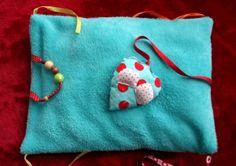 Tuto (DIY) Tapis d'éveil en 6 coussins : le coussin tout doux