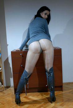 Pantyhose Jana : Foto