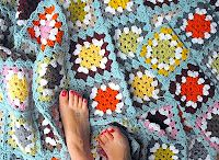 LOVE this blanket - By Angela of Fussy Cut