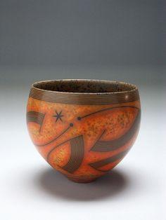Lovely terra-sigillata work by Duncan Ross!