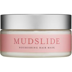 Drybar Mudslide Nourishing Hair Mask ($38) ❤ liked on Polyvore featuring beauty products, haircare, fillers, beauty, makeup, cosmetics, moisturizing mask and hydrating mask